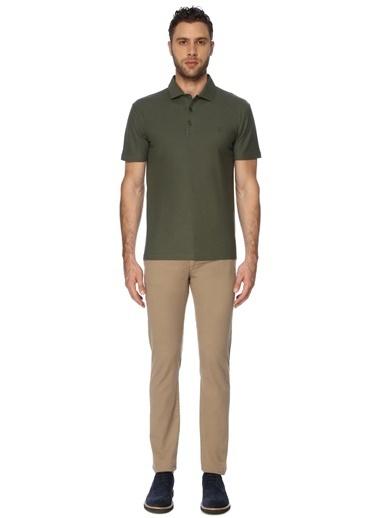 George Hogg Tişört Yeşil